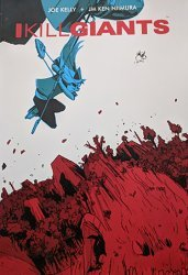 Image Comics's I Kill Giants TPB # 1b