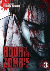 Seven Seas Entertainment's Hour Of The Zombie Soft Cover # 3