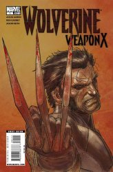 Marvel Comics's Wolverine: Weapon X Issue # 1