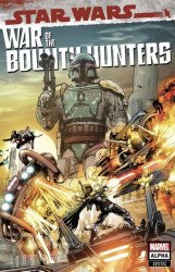 Marvel Comics's Star Wars: War of the Bounty Hunters - Alpha Issue # 1elitecomics11-a
