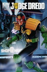 IDW Publishing's Judge Dredd Issue # 24sub