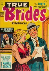 Harvey Publications's True Brides' Experiences Issue # 8