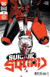 DC Comics's Suicide Squad Issue # 9