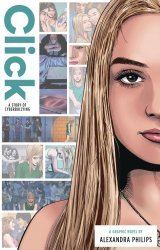 Zuiker Press's Click: A Story of Cyberbullying Hard Cover # 1