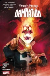 Marvel Comics's Doctor Strange: Damnation TPB # 1