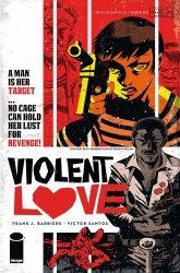 Image Comics's Violent Love Issue # 2b
