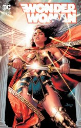 DC Comics's Wonder Woman Issue # 750unknown-a
