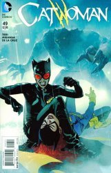 DC Comics's Catwoman Issue # 49