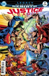 DC Comics's Justice League Issue # 27