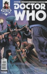 Titan Comics's Doctor Who: 4th Doctor Issue # 2