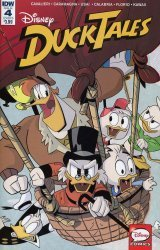 IDW Publishing's DuckTales Issue # 4b