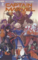 IDW Publishing's Marvel Action: Captain Marvel Issue # 3