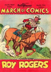 Western Printing Co.'s March of Comics Issue # 73e