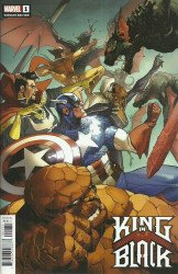 Marvel Comics's King in Black Issue # 1g