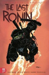 IDW Publishing's Teenage Mutant Ninja Turtles: Last Ronin Issue # 1b