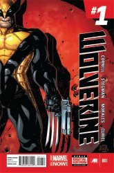 Marvel Comics's Wolverine Issue # 1