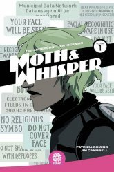 After-Shock Comics's Moth & Whisper TPB # 1