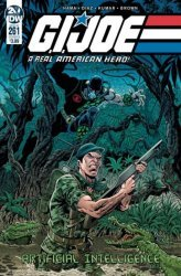 IDW Publishing's G.I. Joe: A Real American Hero Issue # 261b