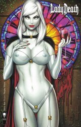 Coffin Comics's Lady Death: Unholy Ruin Issue # 2d