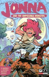 Oni Press's Jonna and the Unpossible Monsters Issue # 1f