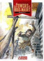 Dark Horse Comics's Towers of Bois Maury Hard Cover # 1