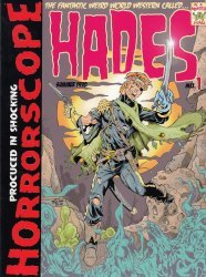 Rat House Comics's Hades Issue # 1d