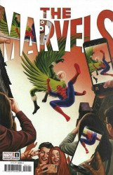 Marvel Comics's The Marvels Issue # 1d