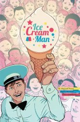 Image Comics's Ice Cream Man TPB # 1