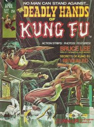 Marvel Comics's Deadly Hands of Kung Fu Issue # 1