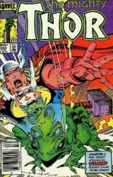 Marvel Comics's Thor (Mighty) Issue # 364b
