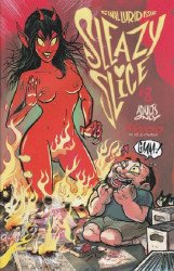 Robin Bougie's Sleazy Slice Issue # 8