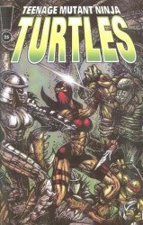 Andrew Modeen's Teenage Mutant Ninja Turtles Issue # 25