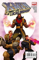 Marvel Comics's X-Men: The Times and Life of Lucas Bishop Issue # 3