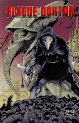 Source Point Press's Plague Doktor Soft Cover # 1b