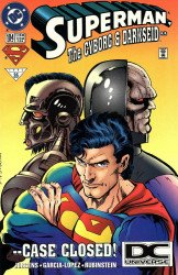 DC Comics's Superman Issue # 104b