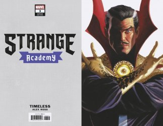 Marvel Comics's Strange Academy Issue # 3d