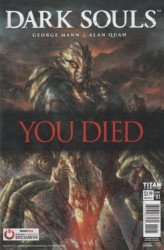 Titan Comics's Dark Souls: Breath of Andolus Issue # 1gamestop