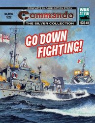 D.C. Thomson & Co.'s Commando: For Action and Adventure Issue # 5006