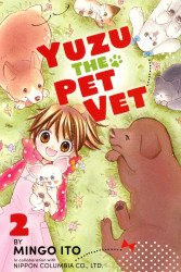 Kodansha Comics's Yuzu: The Pet Vet Soft Cover # 2