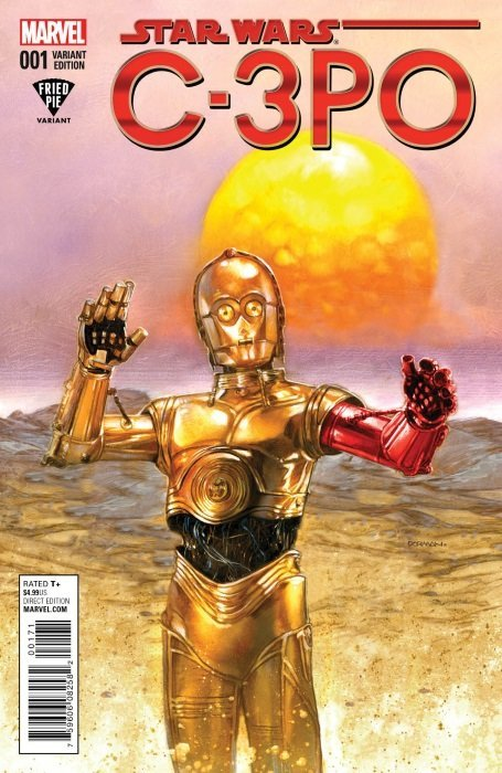 marvel comics c