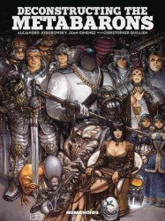 Humanoids Publishing's Deconstructing The Metabarons Hard Cover # 1