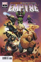 Marvel Comics's Empyre Issue # 4f