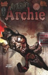 Archie's Afterlife with Archie Issue # 9b