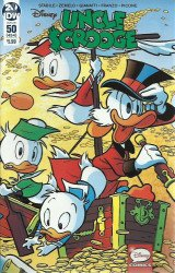IDW Publishing's Uncle Scrooge Issue # 50