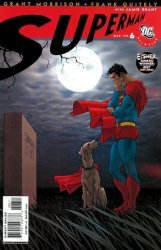 DC Comics's All-Star Superman Issue # 6