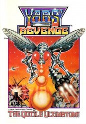 Atari, Inc.'s Yars' Revenge: The Qotile Ultimatum Issue nn
