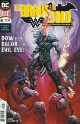 DC Comics's The Brave and the Bold: Batman and Wonder Woman Issue # 5