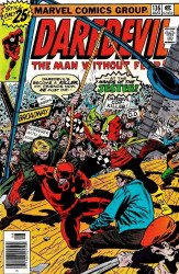 Marvel Comics's Daredevil Issue # 136