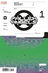 Marvel Comics's Fallen Angels Issue # 1d