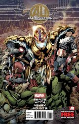 Marvel Comics's Age of Ultron Issue # 1